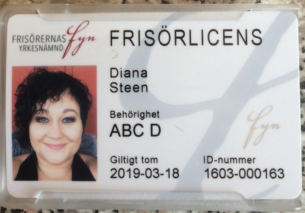 licens diana